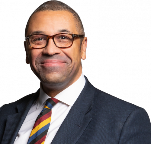 Rt Hon James Cleverly MP